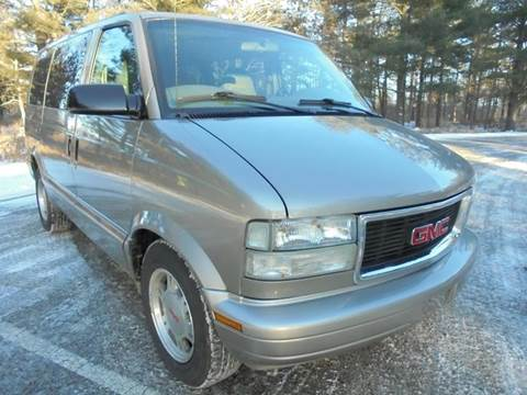 2003 GMC Safari for sale at Route 41 Budget Auto in Wadsworth IL