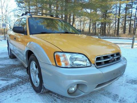 2003 Subaru Baja for sale at Route 41 Budget Auto in Wadsworth IL