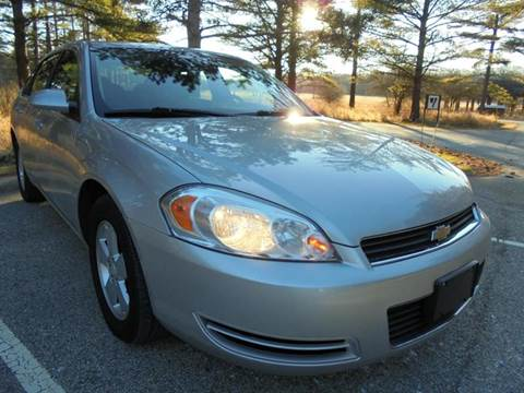 2008 Chevrolet Impala for sale at Route 41 Budget Auto in Wadsworth IL