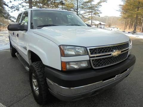 2005 Chevrolet Silverado 2500HD for sale at Route 41 Budget Auto in Wadsworth IL