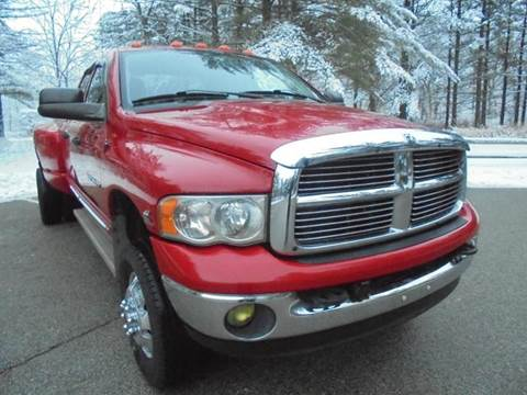 2004 Dodge Ram Pickup 3500 for sale at Route 41 Budget Auto in Wadsworth IL