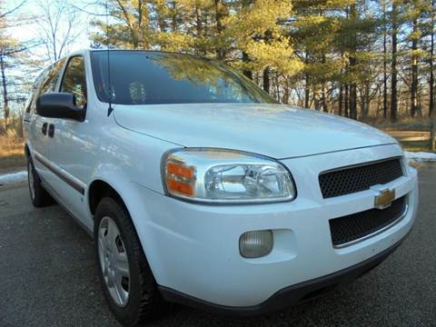 2008 Chevrolet Uplander for sale at Route 41 Budget Auto in Wadsworth IL