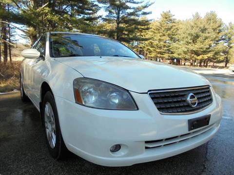 2006 Nissan Altima for sale at Route 41 Budget Auto in Wadsworth IL