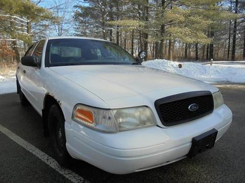 2001 Ford Crown Victoria for sale at Route 41 Budget Auto in Wadsworth IL