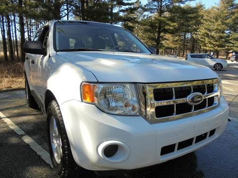 2008 Ford Escape for sale at Route 41 Budget Auto in Wadsworth IL