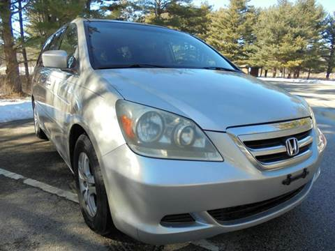 2006 Honda Odyssey for sale at Route 41 Budget Auto in Wadsworth IL