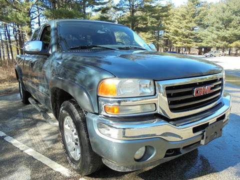 2006 GMC Sierra 1500 for sale at Route 41 Budget Auto in Wadsworth IL