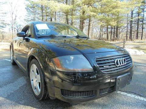 2001 Audi TT for sale at Route 41 Budget Auto in Wadsworth IL