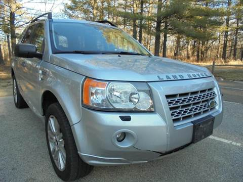 2009 Land Rover LR2 for sale at Route 41 Budget Auto in Wadsworth IL