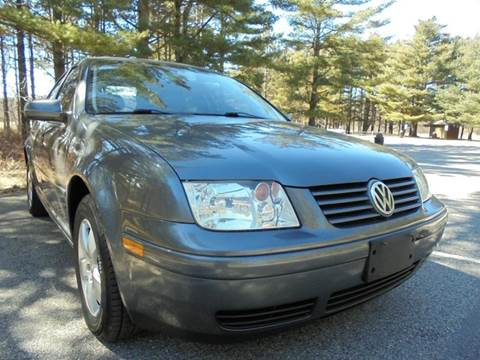2003 Volkswagen Jetta for sale at Route 41 Budget Auto in Wadsworth IL
