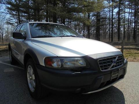 2004 Volvo XC70 for sale at Route 41 Budget Auto in Wadsworth IL