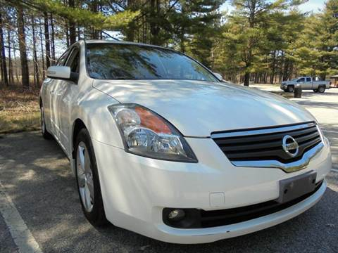 2007 Nissan Altima for sale at Route 41 Budget Auto in Wadsworth IL