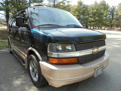 2005 Chevrolet G1500 for sale at Route 41 Budget Auto in Wadsworth IL