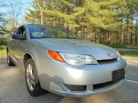 2004 Saturn Ion for sale at Route 41 Budget Auto in Wadsworth IL