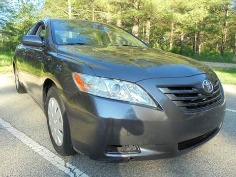 2007 Toyota Camry for sale at Route 41 Budget Auto in Wadsworth IL