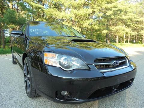 2005 Subaru Legacy for sale at Route 41 Budget Auto in Wadsworth IL