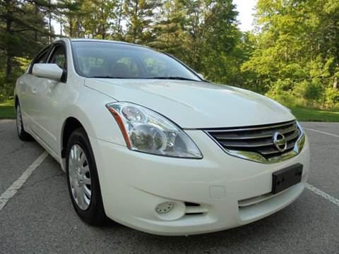 2012 Nissan Altima for sale at Route 41 Budget Auto in Wadsworth IL