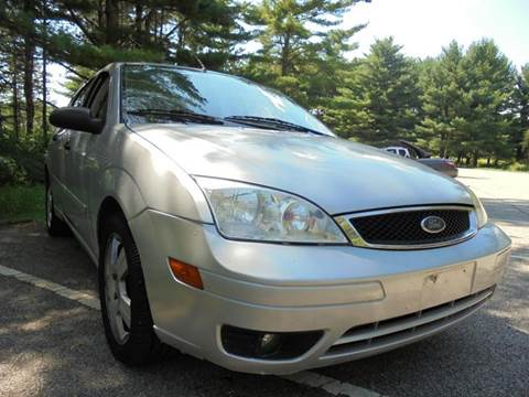 2005 Ford Focus for sale at Route 41 Budget Auto in Wadsworth IL