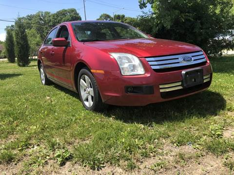 2006 Ford Fusion for sale at Route 41 Budget Auto in Wadsworth IL