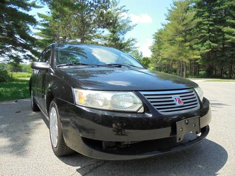 2006 Saturn Ion for sale at Route 41 Budget Auto in Wadsworth IL