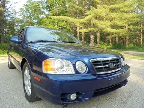 2004 Kia Optima for sale at Route 41 Budget Auto in Wadsworth IL