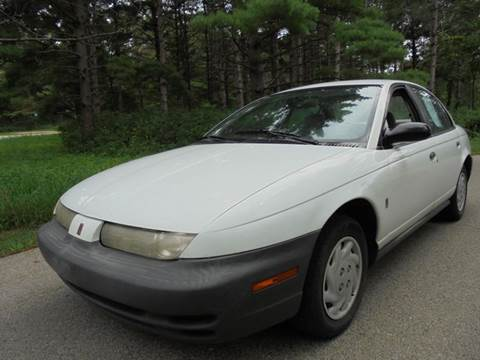1997 Saturn S-Series for sale at Route 41 Budget Auto in Wadsworth IL