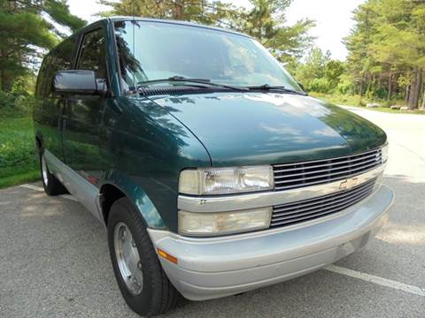 1997 Chevrolet Astro for sale at Route 41 Budget Auto in Wadsworth IL