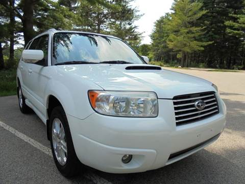 2006 Subaru Forester for sale at Route 41 Budget Auto in Wadsworth IL