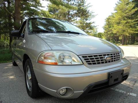 2002 Ford Windstar for sale at Route 41 Budget Auto in Wadsworth IL