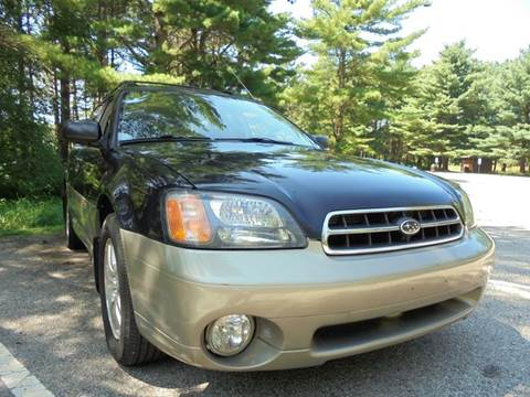 2000 Subaru Outback for sale at Route 41 Budget Auto in Wadsworth IL
