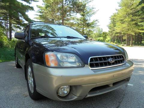 2004 Subaru Outback for sale at Route 41 Budget Auto in Wadsworth IL