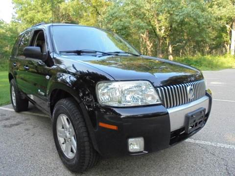 2006 Mercury Mariner Hybrid for sale at Route 41 Budget Auto in Wadsworth IL