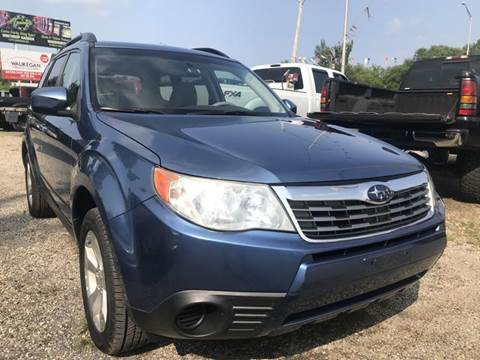 2009 Subaru Forester for sale at Route 41 Budget Auto in Wadsworth IL