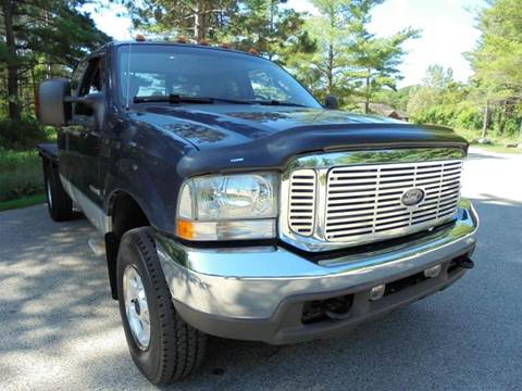 2004 Ford F-350 Super Duty for sale at Route 41 Budget Auto in Wadsworth IL