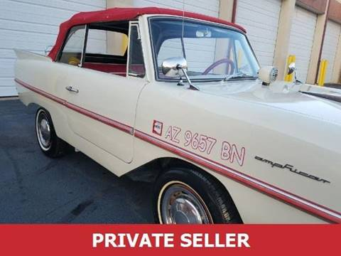 1964 Amphicar Model 770 for sale in Wadsworth, IL