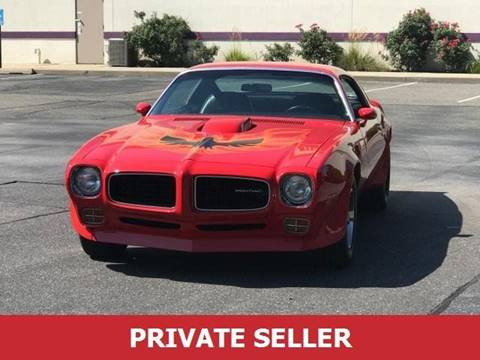 1973 Pontiac Trans Am for sale in Wadsworth, IL