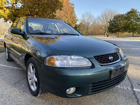 2001 Nissan Sentra for sale in Wadsworth, IL
