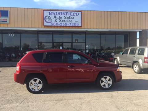 2010 Jeep Compass for sale in Brookfield, MO