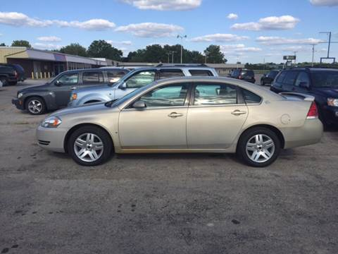 2008 Chevrolet Impala for sale in Brookfield, MO