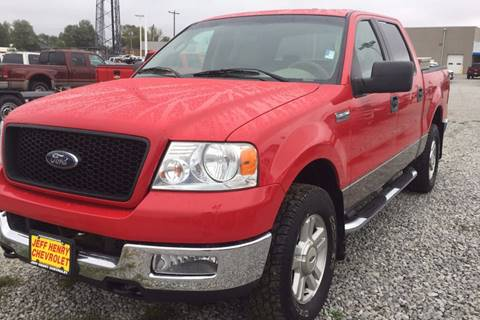 2005 Ford F-150 for sale in Brookfield, MO