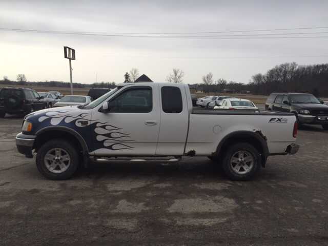 2002 Ford F 150 4dr SuperCab XLT 4WD Styleside SB   Brookfield MO
