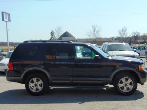 2003 Ford Explorer for sale in Brookfield, MO