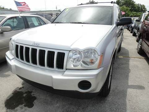 2005 Jeep Grand Cherokee for sale at VC Auto Sales in Miami FL