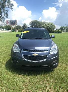 2014 Chevrolet Equinox for sale at VC Auto Sales in Miami FL