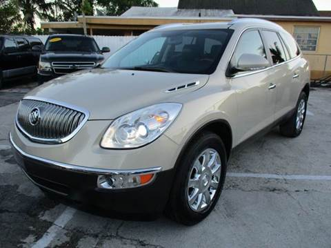 2012 Buick Enclave for sale at VC Auto Sales in Miami FL
