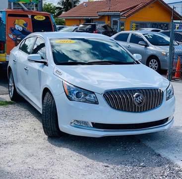 2015 Buick LaCrosse for sale in Miami, FL