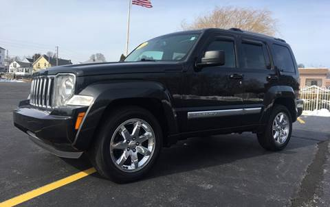 2010 Jeep Liberty for sale in Fall River, MA