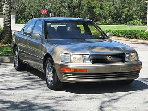 1994 Lexus LS 400 For Sale in Phoenix, AZ - Carsforsale.com
