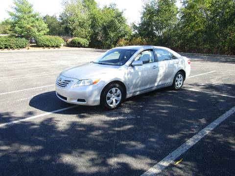 2009 Toyota Camry for sale at Ridge Pike Auto Sales in Norristown PA