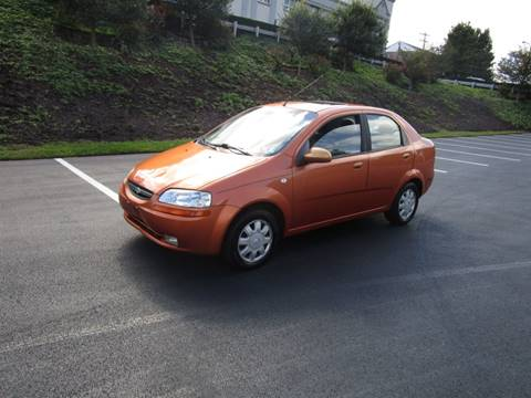 Used 2005 Chevrolet Aveo For Sale In Charlotte Nc Carsforsale